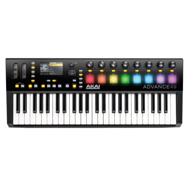 Akai Advance 49 Controller Keyboard