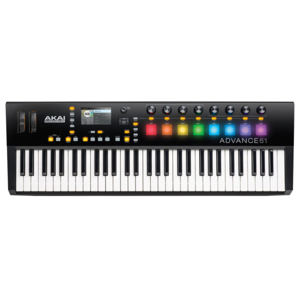 Akai Advance 61 Controller Keyboard