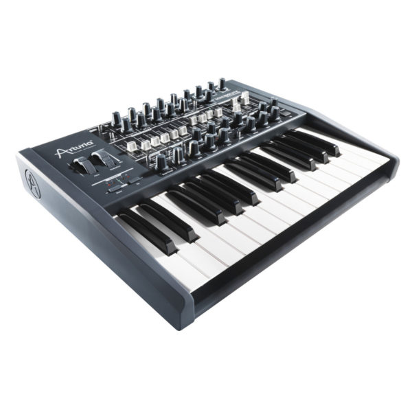 Arturia MiniBrute 25 Note Analog Monophonic Synthesizer