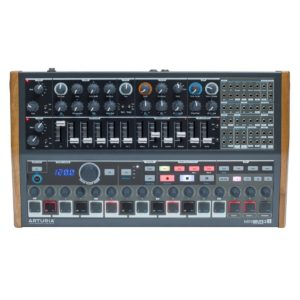 Arturia MiniBrute 2S Semi-Modular Analog Sequencing Synth Module