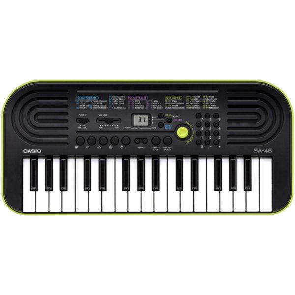 Casio SA 46 Mini Portable Keyboard