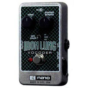 Electro Harmonix Iron Lung Vocoder Pedal