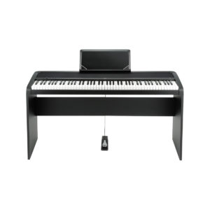 Korg B1 Digital Piano with Stand Black