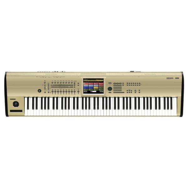 Korg KRONOS 88 Key Music Workstation Limited Edition Gold
