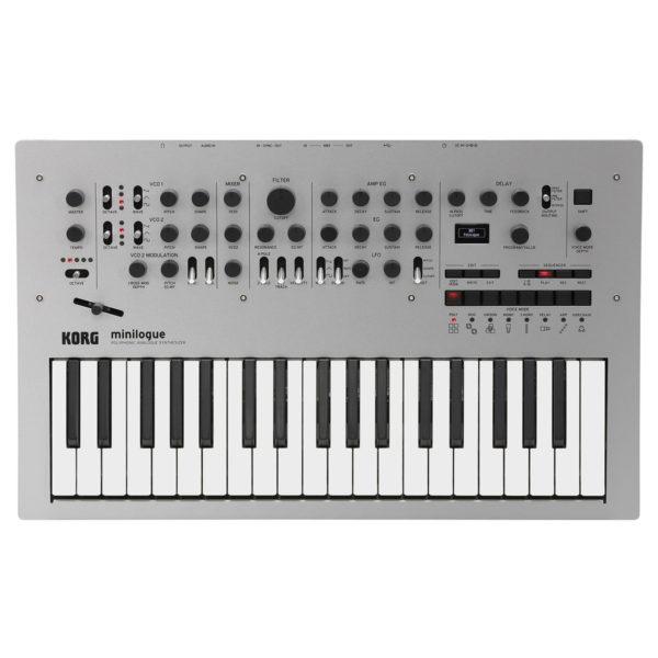 Korg Minilogue Polyphonic Analogue Synthesizer
