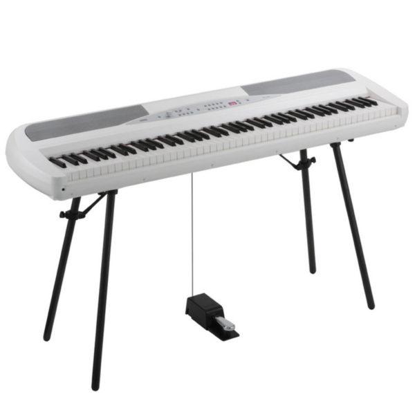 Korg SP-280 Digital Stage Piano White