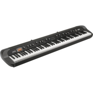 Korg SV-1 88 Note Stage Vintage Piano Black