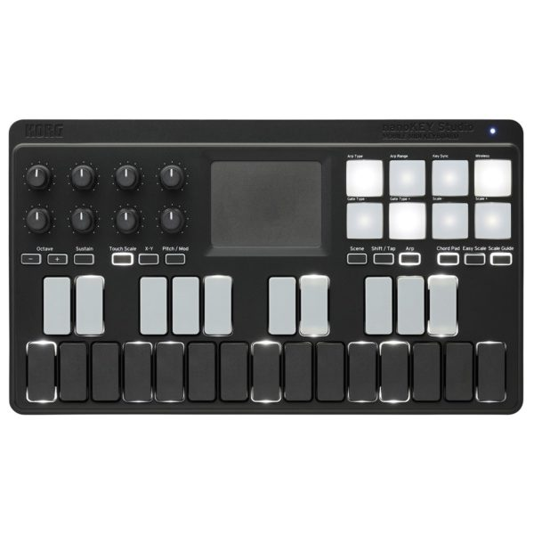 Korg nanoKEY Studio MIDI Controller Keyboard