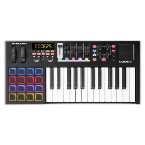 M-Audio Code 25 Controller Keyboard Black