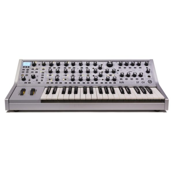 Moog SUBsequent 37 CV Limited Edition White