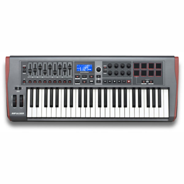 Novation Impulse 49 Key USB MIDI Controller Keyboard