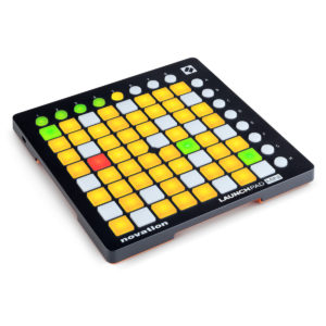 Novation LaunchPad Mini MK2 Grid Software Controller