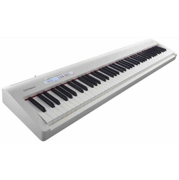 Roland FP 30 Digital Piano White