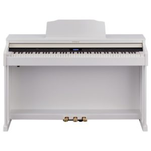 Roland HP601 Digital Piano Contemporary White