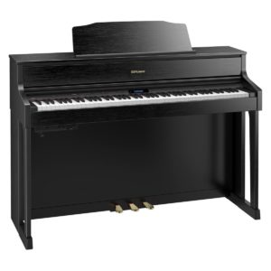 Roland HP605 Digital Piano Contemporary Black