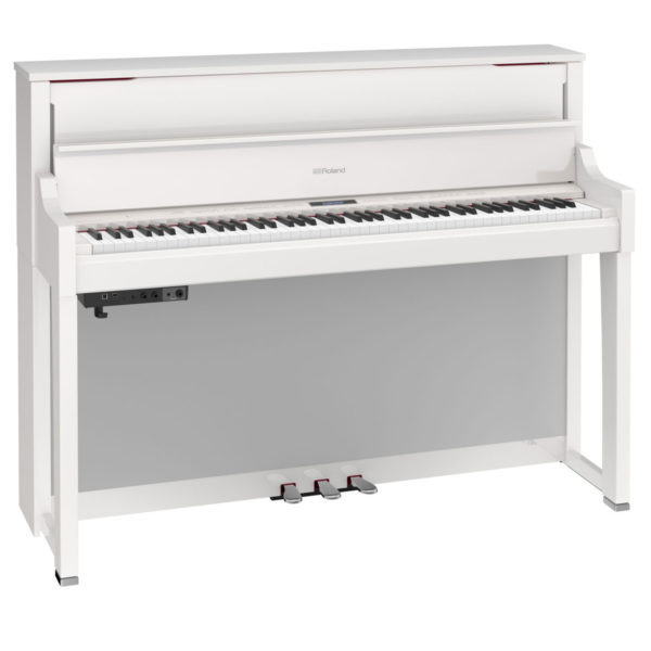 Roland LX17 Digital Piano Polished White
