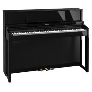 Roland LX7 Digital Piano Polished Ebony