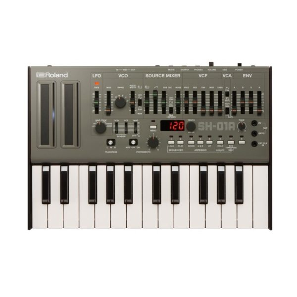 Roland SH-01A Module with K-25m Keyboard