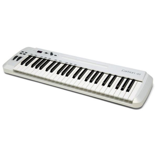 Samson Carbon 49 USB MIDI Keyboard Controller