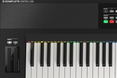 Top 5 Weighted 88 Note Keyboard Controllers 2018
