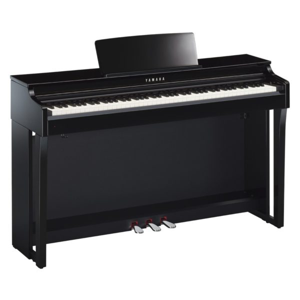 Yamaha CLP 625 Digital Piano Polished Ebony