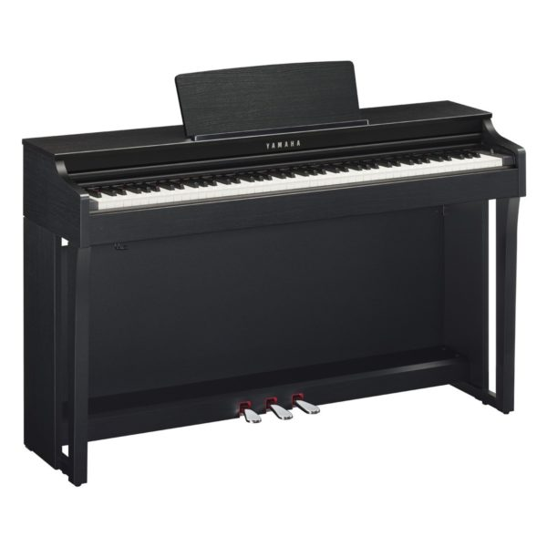 Yamaha CLP 625 Digital Piano Satin Black