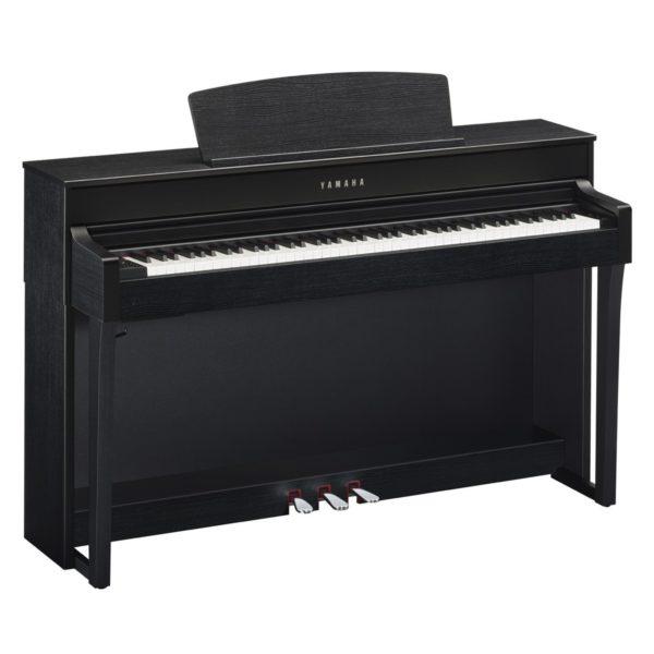 Yamaha CLP 645 Digital Piano Satin Black