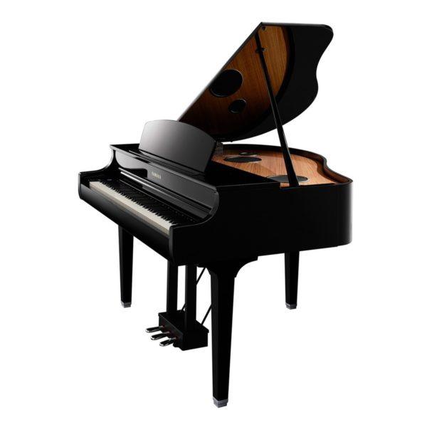 Yamaha CLP 695 Digital Grand Piano Polished Ebony
