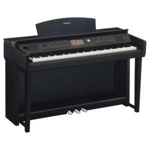 Yamaha CVP 705 Clavinova Digital Piano Black Walnut