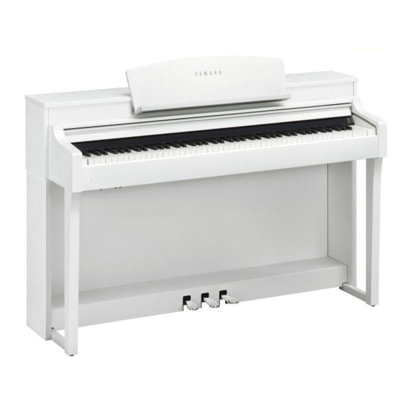 Yamaha Clavinova CSP 150 Digital Piano Satin White