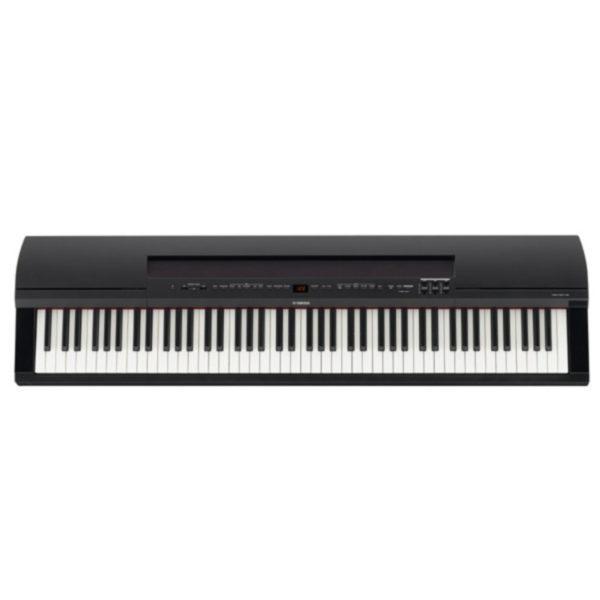 Yamaha P255 Lightweight Digital Piano Black