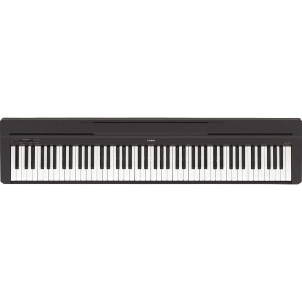 Yamaha P45 Digital Piano Black