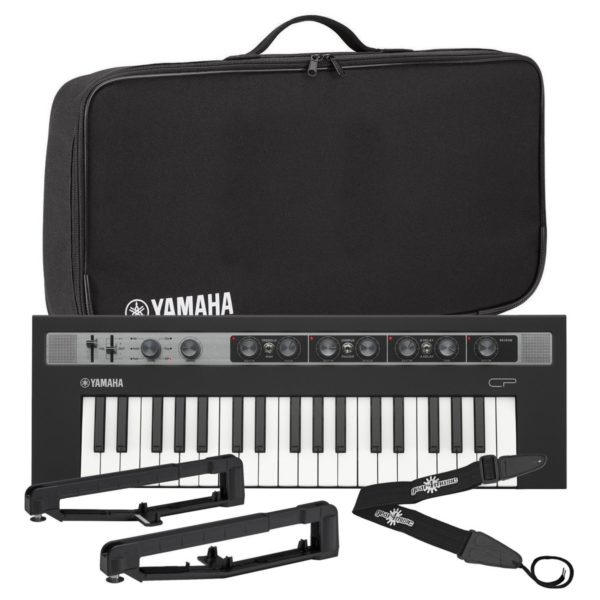 Yamaha reface CP Stage Electric Piano With Yamaha Bag & Strap Kit