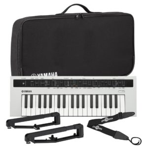 Yamaha reface CS Synthesizer With Yamaha Bag & Strap Kit