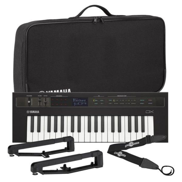 Yamaha reface DX Synthesizer With Yamaha Bag & Strap Kit