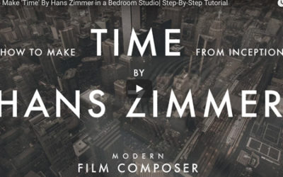 A Breakdown Of Hans Zimmer Track 'Time'