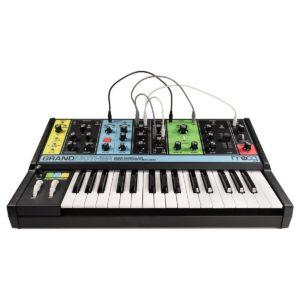 Moog Grandmother Analogue Synth Keyboardist