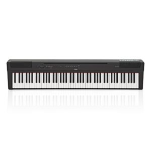 Yamaha P125-Portable Digital Piano Black