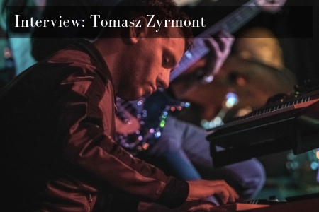 Tomasz Zyrmont Jazz Pianist London