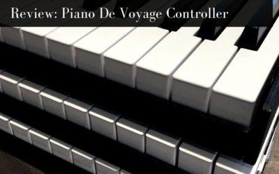 Review: Piano De Voyage Portable Controller Keyboard