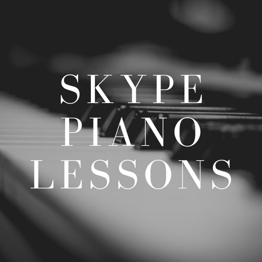 Keyboardist - Skype Piano Lessons