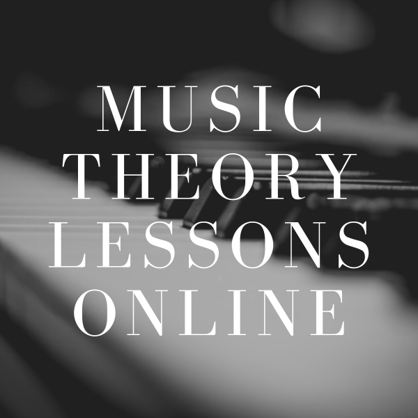 Music Theory Lessons Online