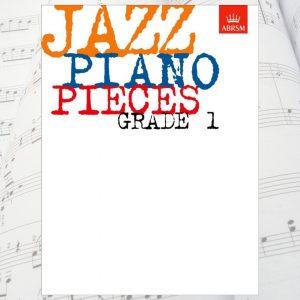 ABRSM Grade 1 Jazz Piano Pieces