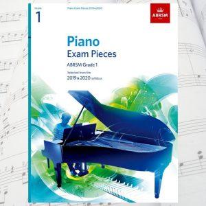ABRSM Grade 1 Piano Pieces 2019-2020