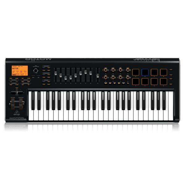 Behringer Motor 49 USB/MIDI Master Controller Keyboard