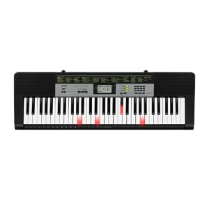 Casio LK-135 Portable Keylighting Keyboard Black