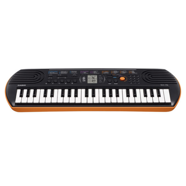 Casio SA 76 Mini 44 Key Portable Keyboard