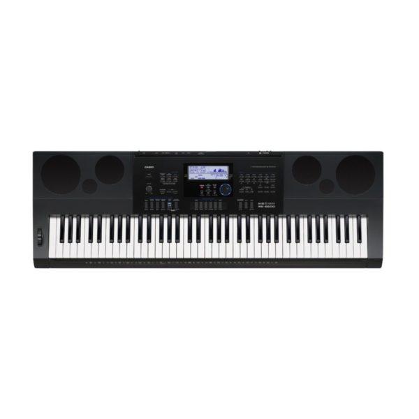 Casio WK-6600 Portable Keyboard Black