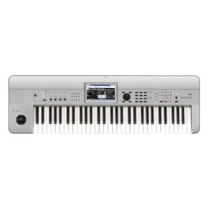 Korg KROME-61 61 Key Music Workstation Platinum