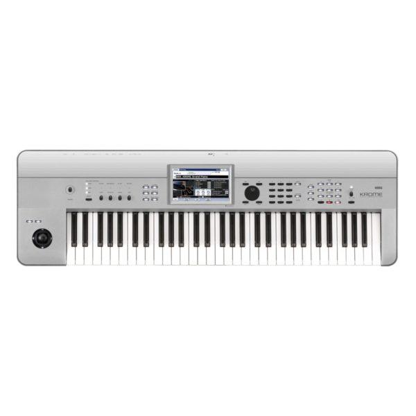 Korg KROME-61 61 Key Music Workstation Platinum